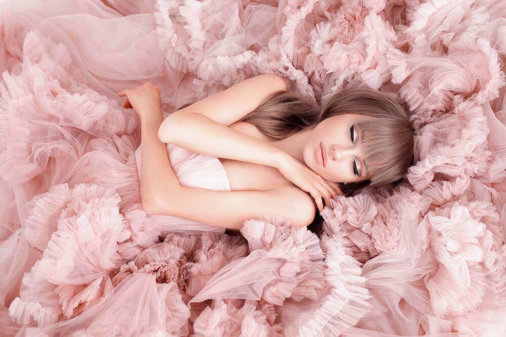 ピンク呼吸法の効果と実践法!美人になれる!恋愛力がアップする!